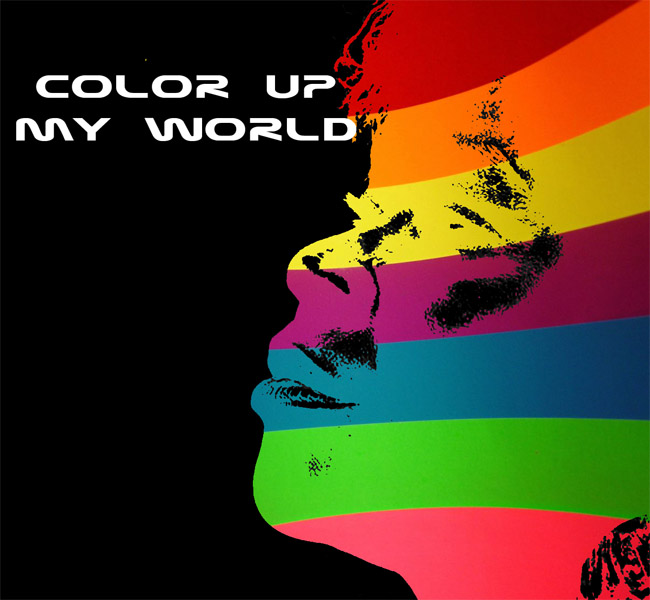 Color Up My World